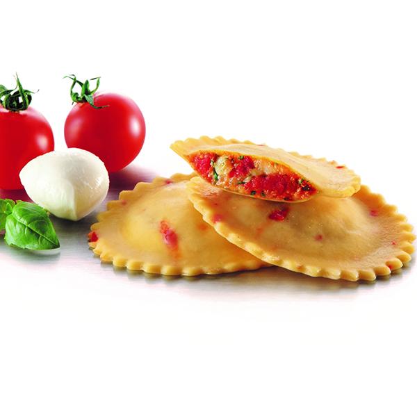 493856 Tortelli Tomat & Mozarella