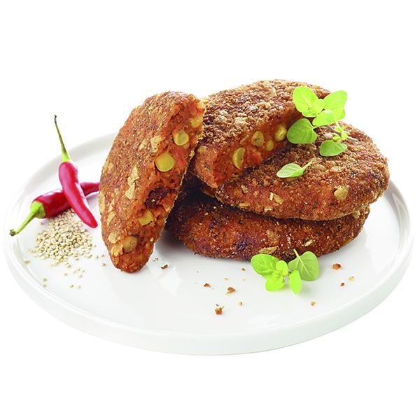 890357 Vegoburger Quinoa & Chili