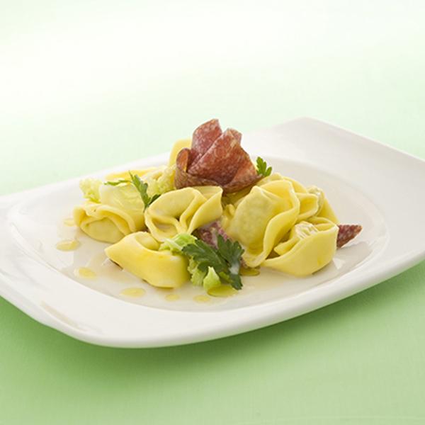 894382 Tortelloni Ricotta & Spenat