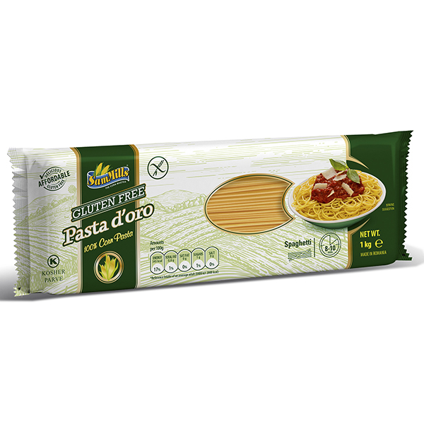 400197 Spaghetti 1 kg
