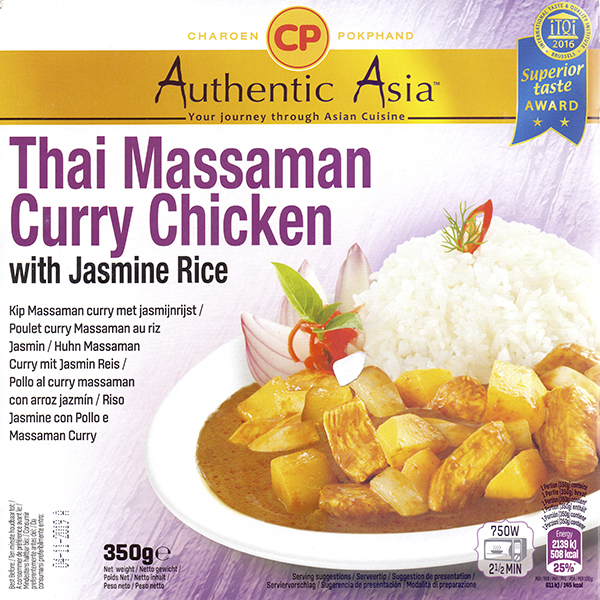 405201 Thai Massaman Curry Chicken