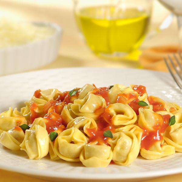 Hilcona färskfryst fylld pasta