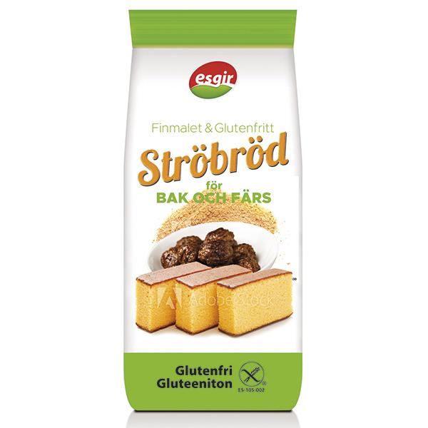 Esgir Glutenfritt Ströbröd